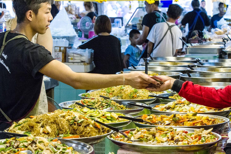 Chợ Siri Wattana