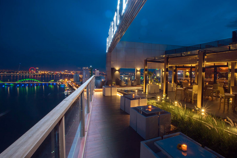View đẹp tại Brilliant Hotel Danang
