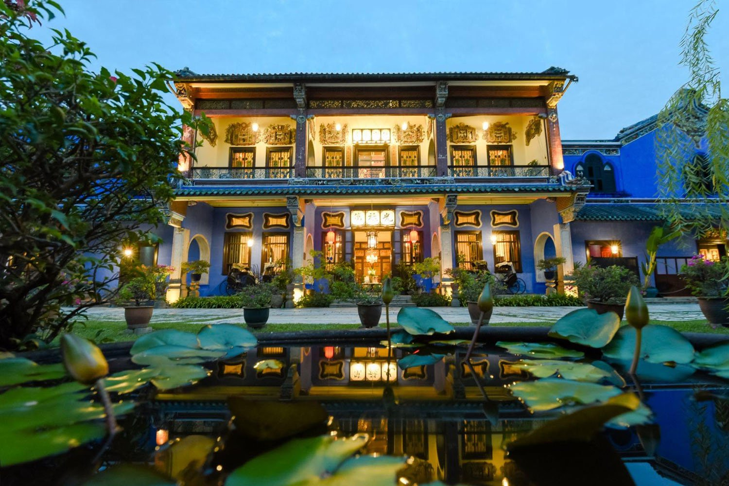 Cheong Fatt Tze - The Blue Mansion (Guided Tours), George Town