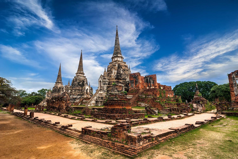 Chùa Wat Phra Sri Sanphet