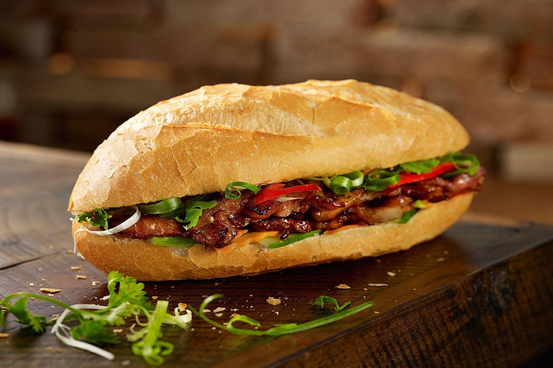 Bánh mì Hội An