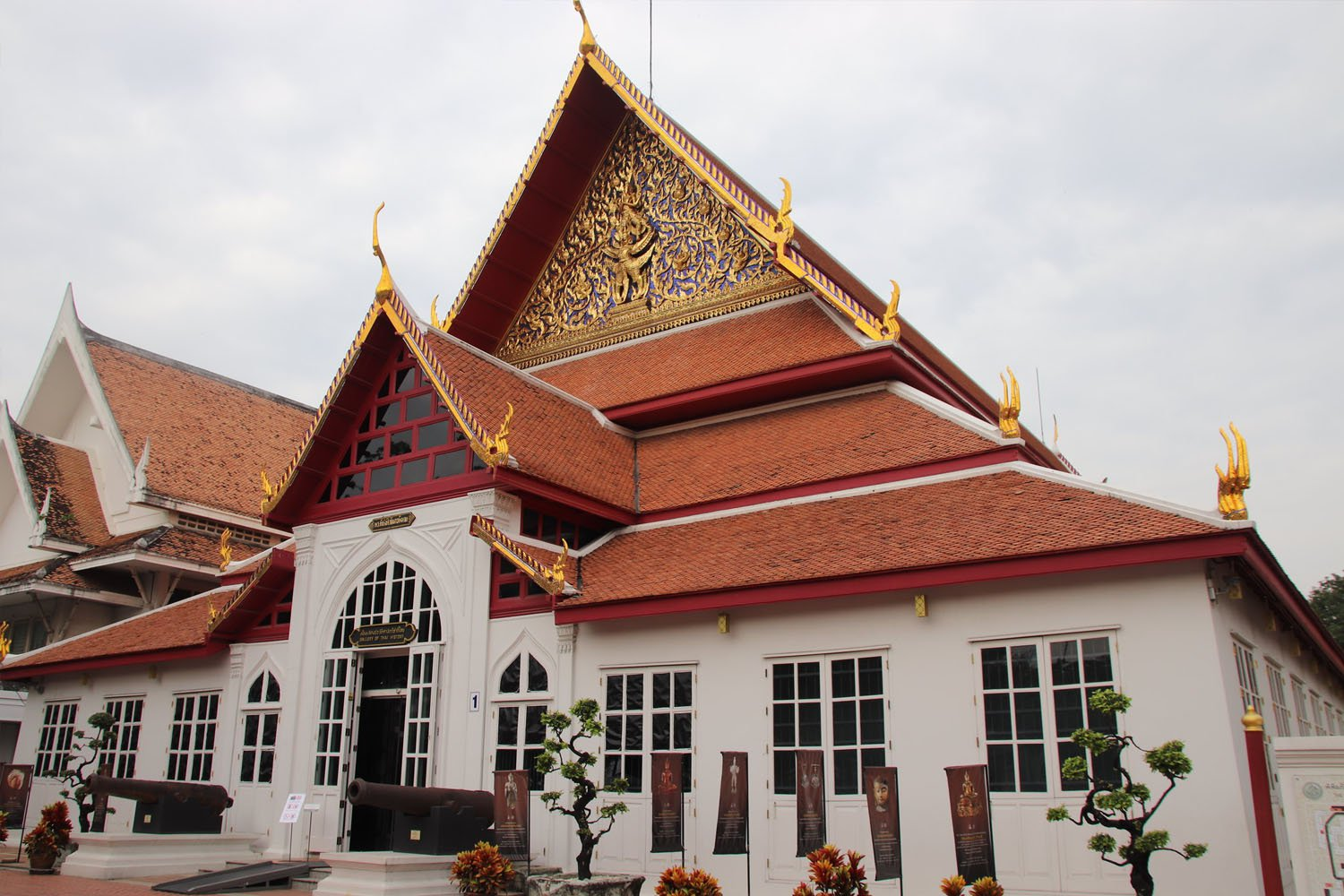 The National Gallery and National Museum Bangkok
