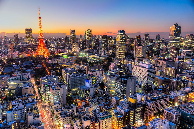 Thành phố Tokyo