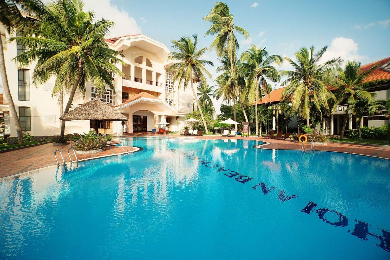 Một địa điểm lý tưởng để nghỉ dưỡng và ngắm bình minh