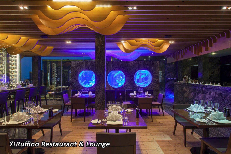 Bên trong  Ruffino Restaurant & Lounge