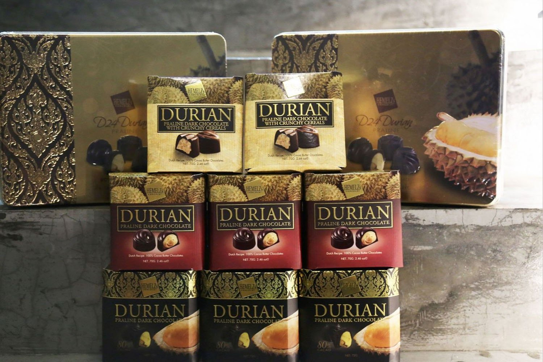 Chocolate sầu riêng