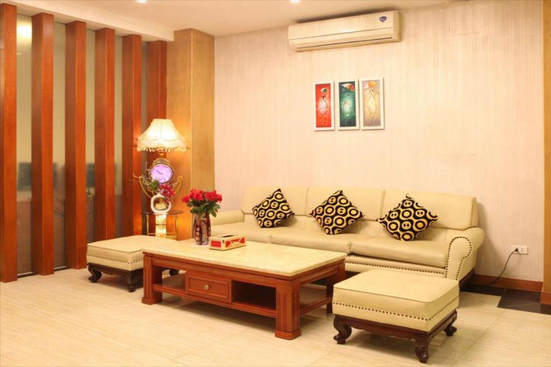 Phòng ốc tại Khách sạn Hoàng Hải