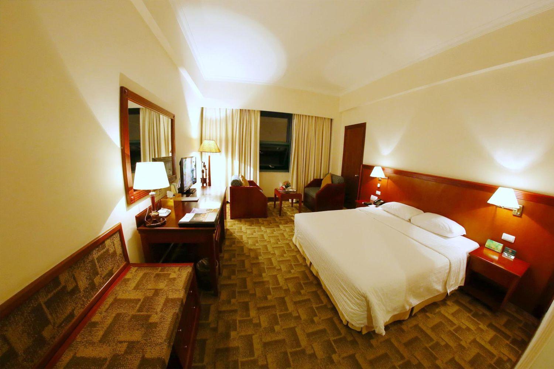 Phòng ốc Khách sạn Nam Cường Hải Phòng