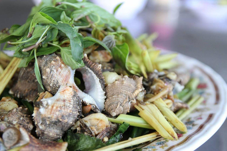Quán ốc Thùy Trang