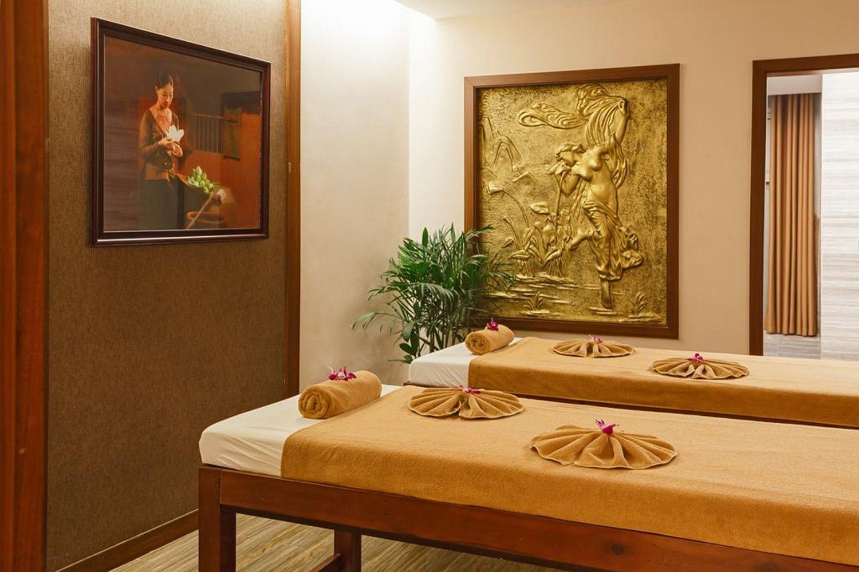 Phòng spa ở Khách sạn Mường Thanh Mộc Châu