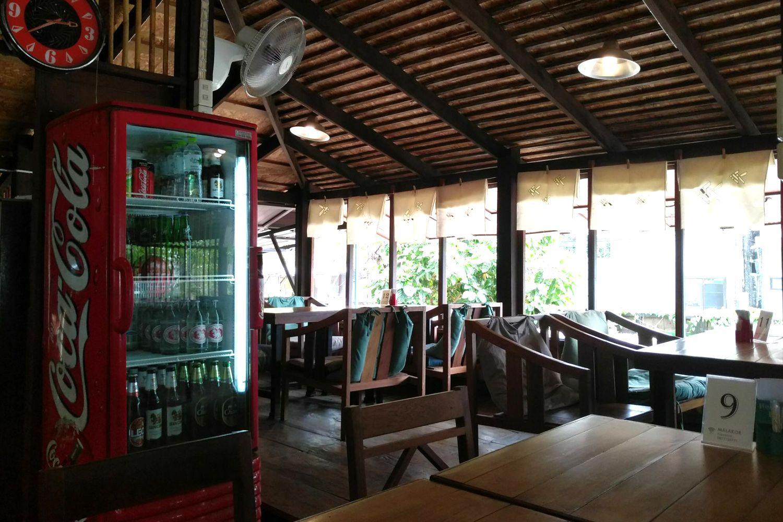 Nhà bếp và quán cà phê Malakor