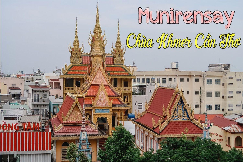 Chùa Khmer Munirensay