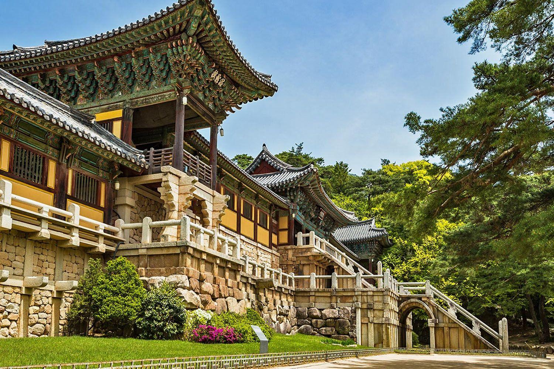 Công viên quốc gia Gyeongju