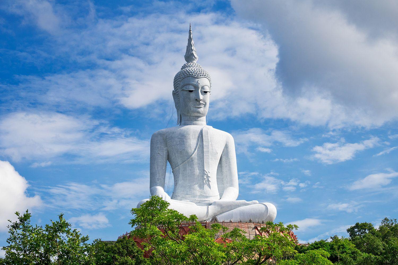 Tượng Phật lớn ở Phuket