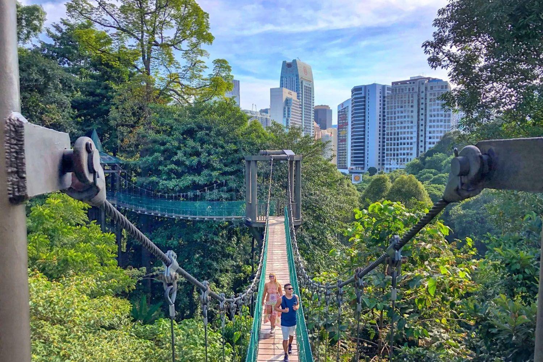 Công viên sinh thái rừng KL