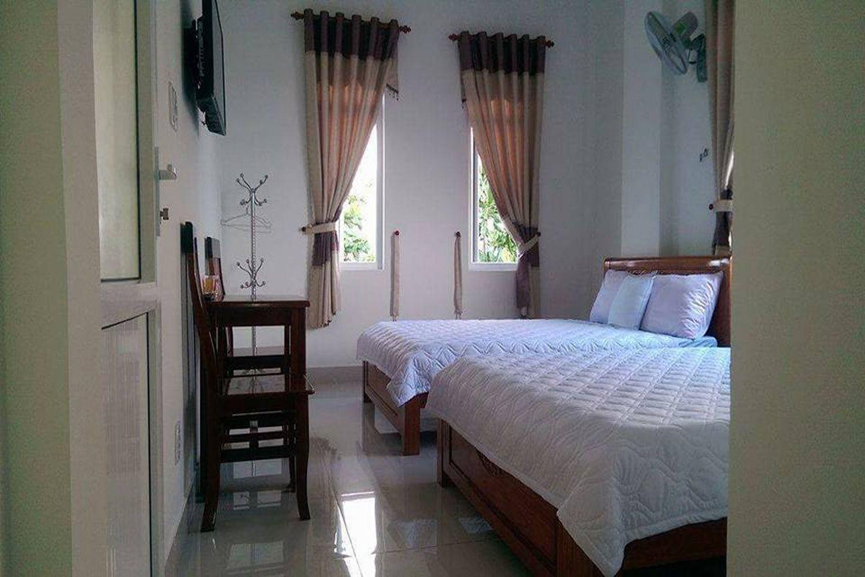 Phòng ngủ ở Bình Yên Motel