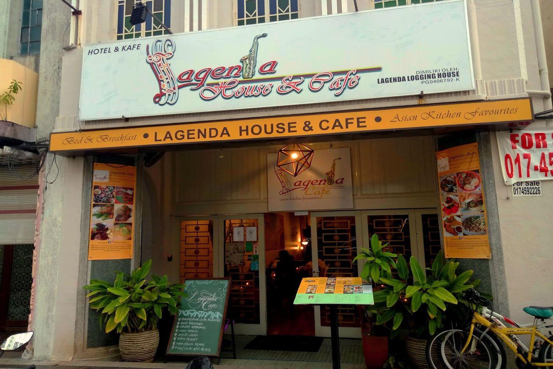 Lagenda House & Cafe