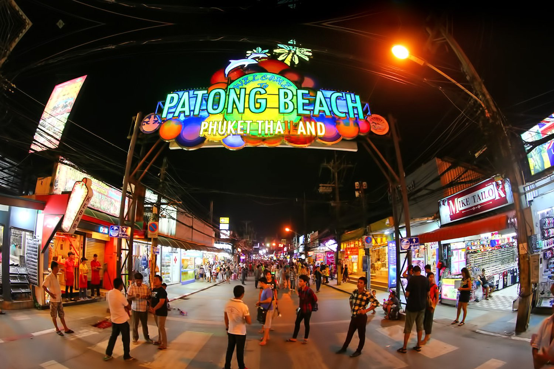 Khu Patong Beach