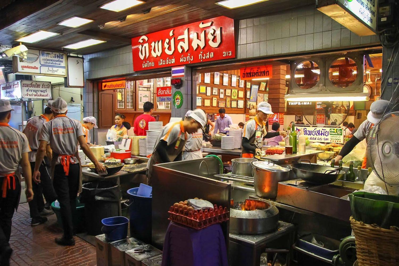 Pad Thai Thip Samai