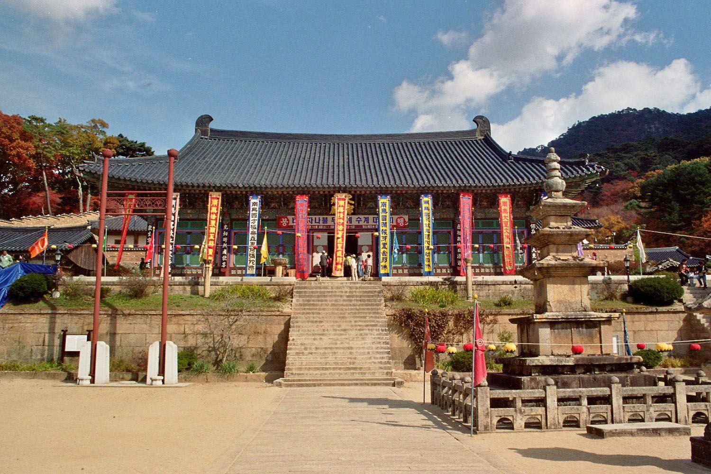 Đền Haeinsa, Hapcheon