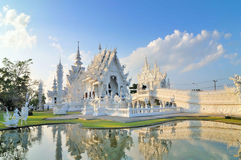 Chiang Rai – Của ngõ của khi Tam Giác Vàng