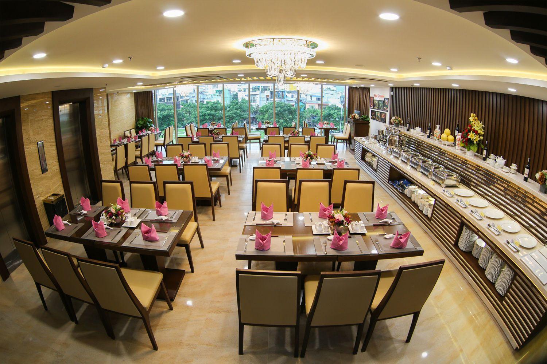 Nhà hàng ở Mitisa Hotel Danang