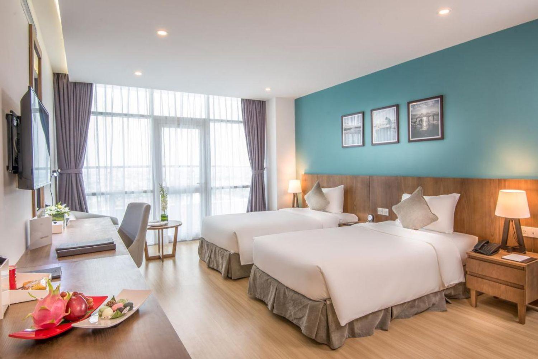 Phòng ốc tại Royal Lotus Hotel Danang by H&K Hospitality