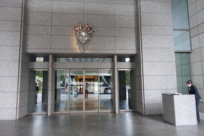 Sảnh khách sạn Park Hyatt, Tokyo