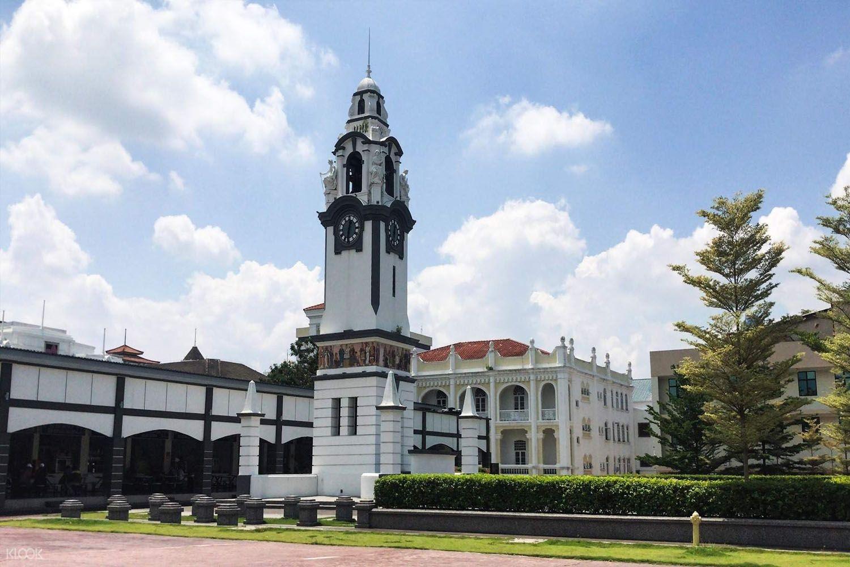 Tháp đồng hồ tưởng niệm Birch tại Ipoh, Perak
