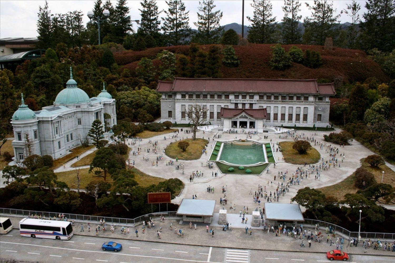 Khám phá Bảo tàng Quốc gia ở Tokyo