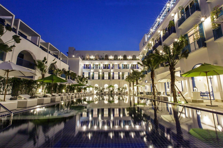 Khu nghỉ dưỡng cao cấp Risemount Đà Nẵng