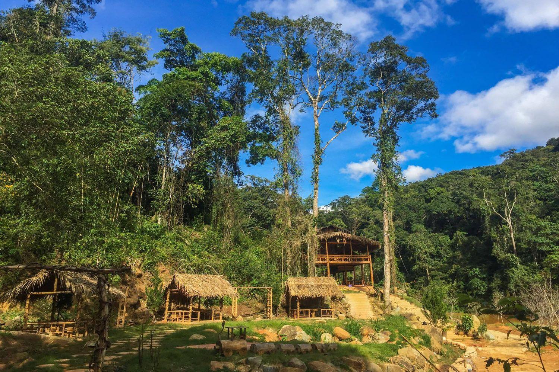 Địa điểm du lịch gần thác Pongour