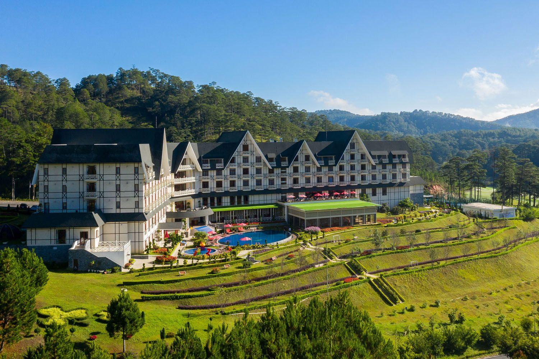 Resort Swiss bel Đà Lạt