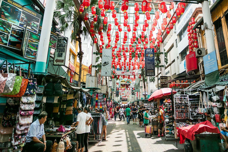 Vui chơi, mua sắm ở khu phố Tàu