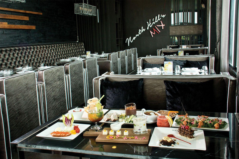 Mix Restaurant & Bar
