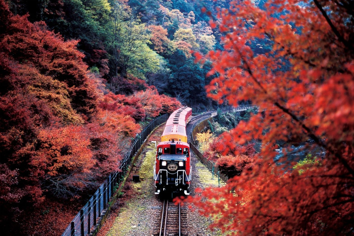 Sagano Romantic Railway