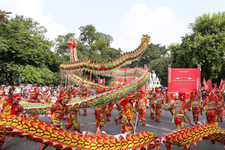 Trải nghiệm các hoạt động văn hóa truyền thống
