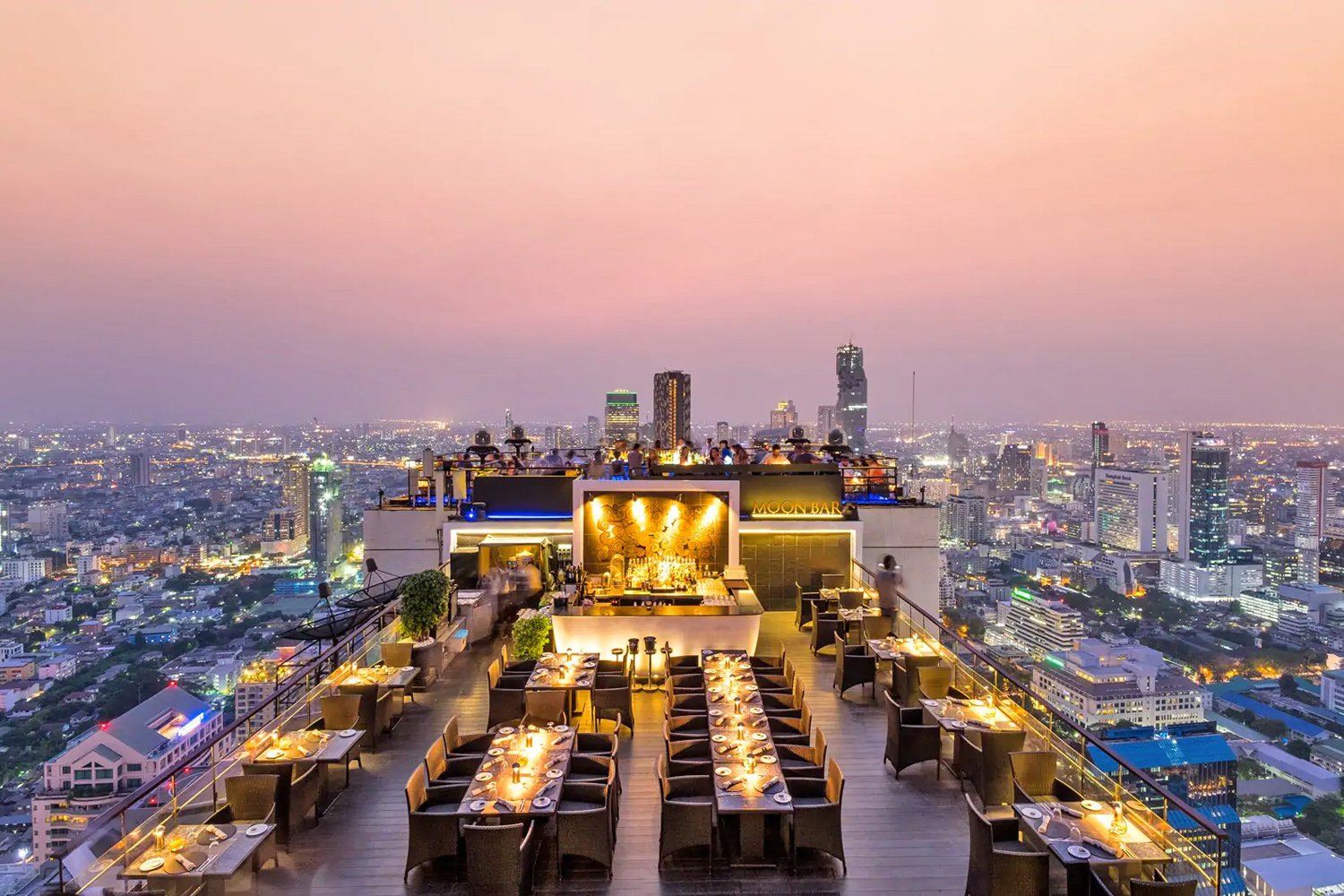 Moon Bar Bangkok