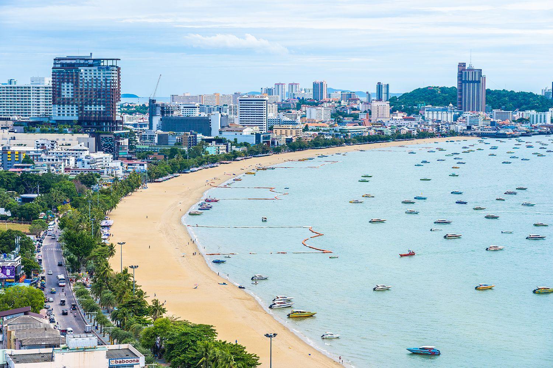 Bãi biển Pattaya