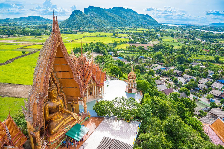 Wat Tham Sua (Tiger Cave)