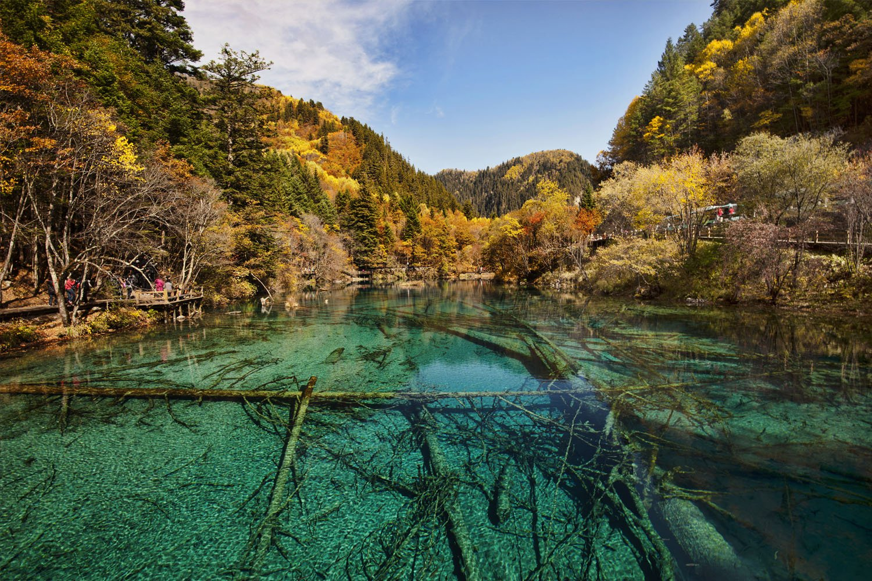 Thung lũng Jiuzhaigou