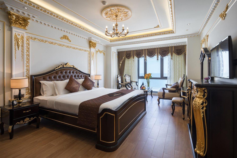 Nội thất phòng ốc khách sạn Monarque Đà Nẵng
