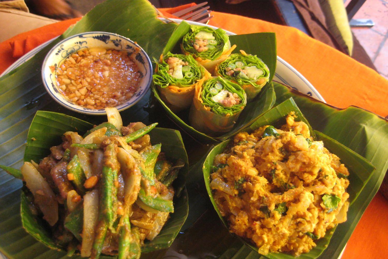 Ẩm thực của người Campuchia