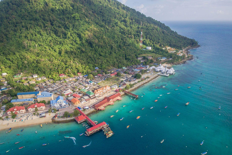 Cụm đảo Perhentian