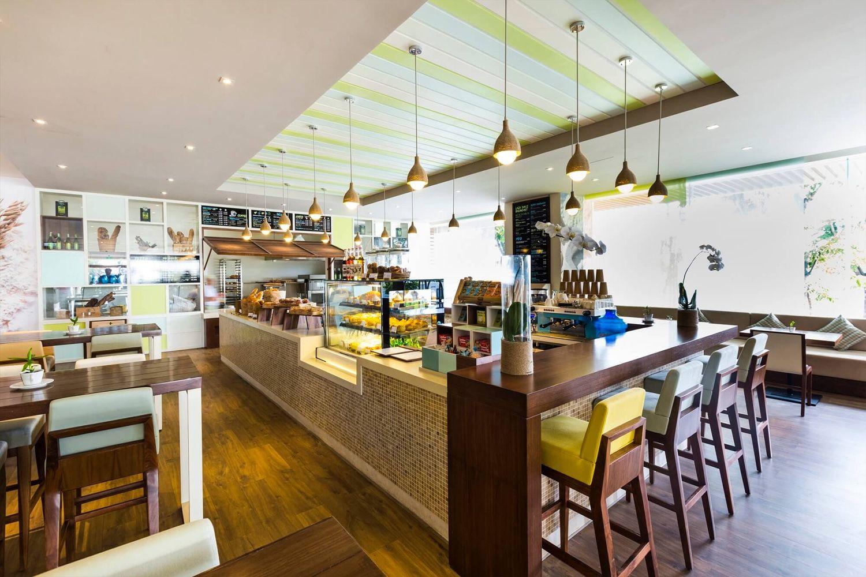 Nhà hàng của khách sạn A La Carte Da Nang