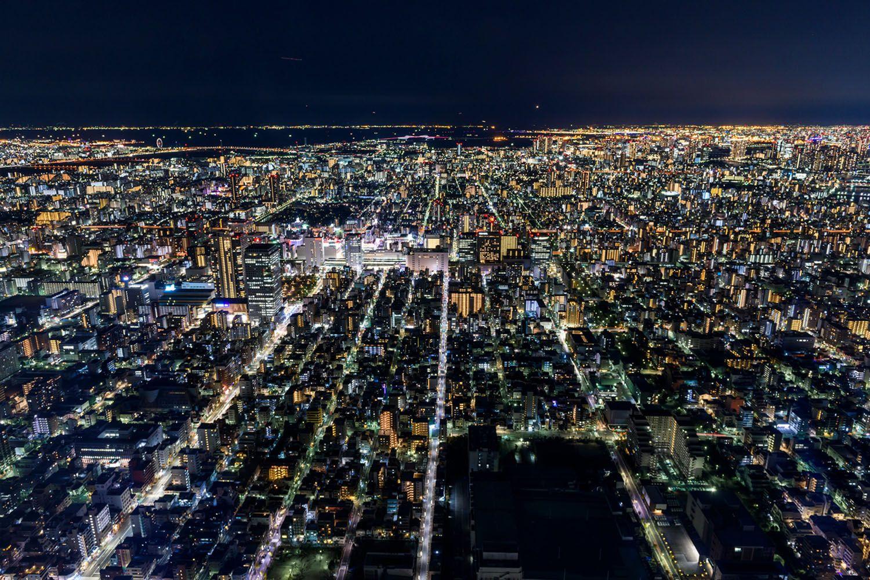 Khám phá toàn cảnh thành phố từ Tokyo Skytree