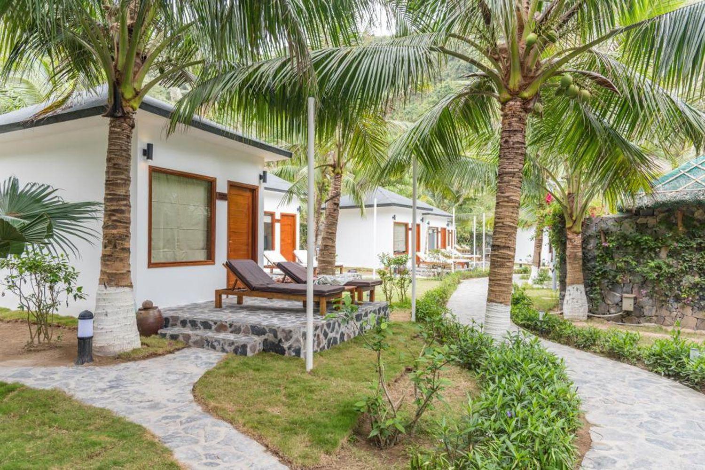 Biệt thự nghỉ dưỡng ở Cát Bà Beach Resort