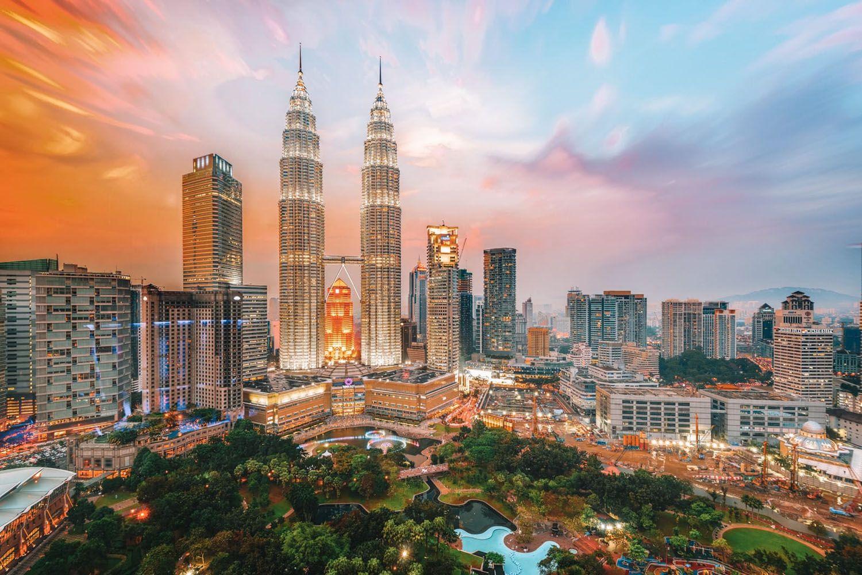 Ngày đầu tiên: Đặt chân đến với thủ đô Kuala Lumpur, Malaysia