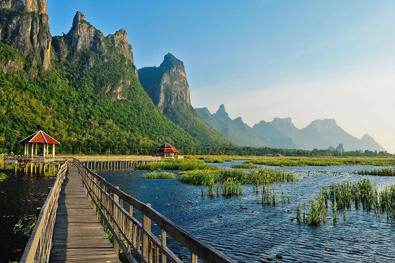 Tham quan Vườn Quốc gia Khao Sam Roi Yot
