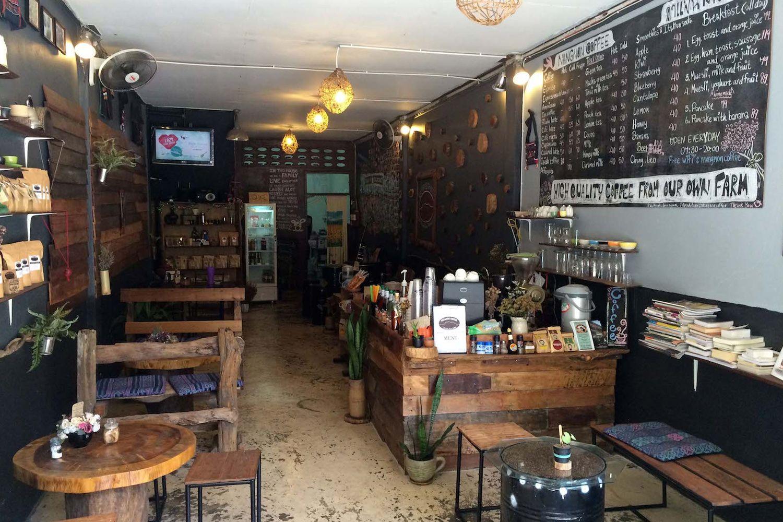 Baan ChivitMai Bakery